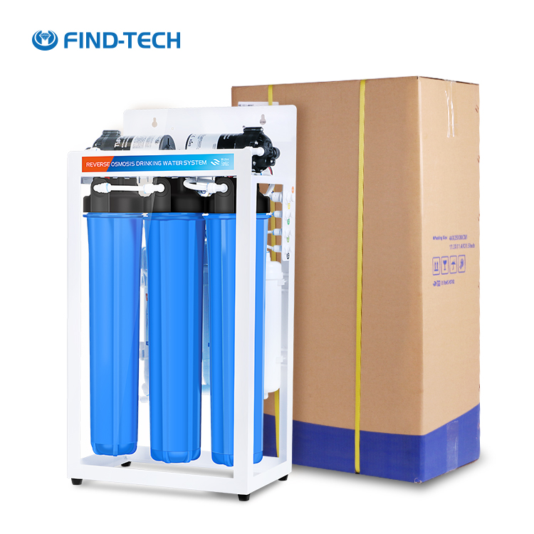 Top Grade Health Material Big Flow Rate Ro Water Purifier Filter Machine Drinking