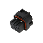1473416-1 TE Connectivity AMP super seal 26 Way Female ECU auto racing motorcycle bike truck wire harness Connector plug