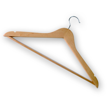 High Quality Customized Wooden Clothes Hanger