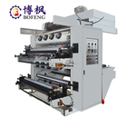 High Speed And Good Price 2 Color High Quality Flexo Printing Machine For T-shirt bag Printing