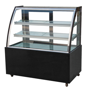 dessert shop equipment showcase bakery cake fridge display refrigerators and freezers