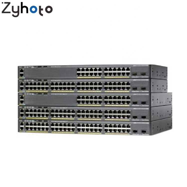 WS-C2960+24PC-L Switch 2960 Plus <strong>24</strong> <strong>Ports</strong> PoE Ethernet Network Switch