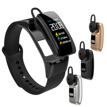 B31 Smart Armband 2 in 1 Fitness Tracker Heart Rate Monitor Smart Uhr Mit Bluetooth Anruf Headset