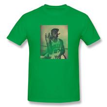Винтажная Мужская Базовая футболка с короткими рукавами с Майклом сигарсом Whit His Jordans, европейский размер(Китай)