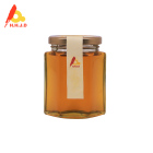 HACCP Honey in Pure Halal Natural Honey in Glass Jars with OEM Free