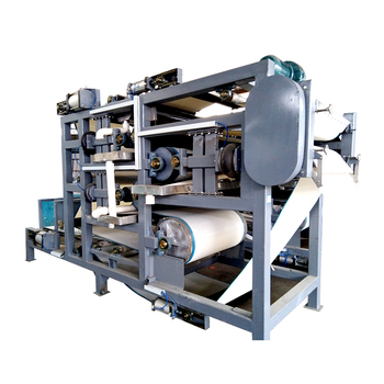ZZ-1000 belt filter press price for sludge dewatering