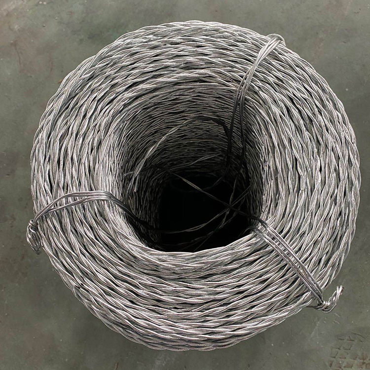 Galvanized or PVC coated Barbed wire Cheap Barbed wire