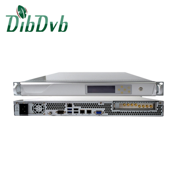 8 channel sdi to ip rtmp encoder for iptv streaming server system with mpeg-2/h.264 encoding