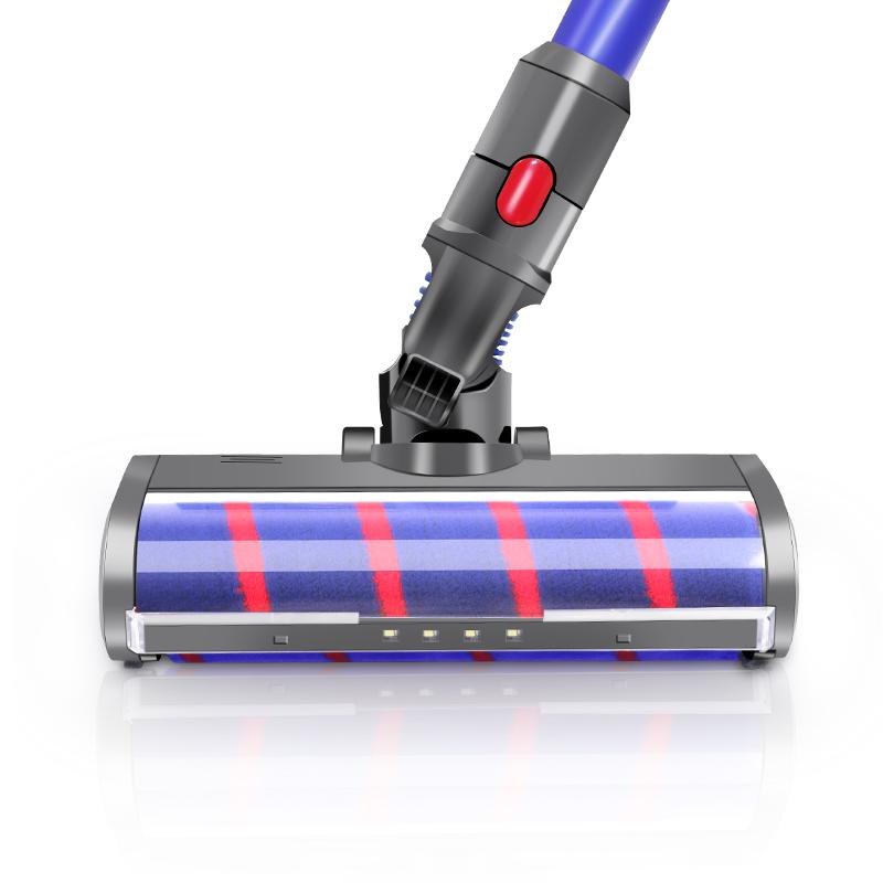 Dysons V7 V8 V10 V11 Vacuum Cleaners Parts Carpet & Hard Floor motor Head Motorized Electric cleaning Roller Brush