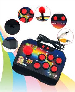 Retro Game Console Joystick Arcade Video Game Console Built-in 145 Games Classic Handheld Games