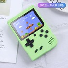 800 in 1 Portable slim handheld controller video game console 3.0 Inch Video Game Players Kids Built-in 800 Games