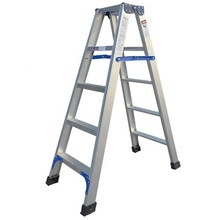 Goede kwaliteit Lage prijs aluminium dubbele <span class=keywords><strong>ladder</strong></span> verstelbare step <span class=keywords><strong>ladder</strong></span>