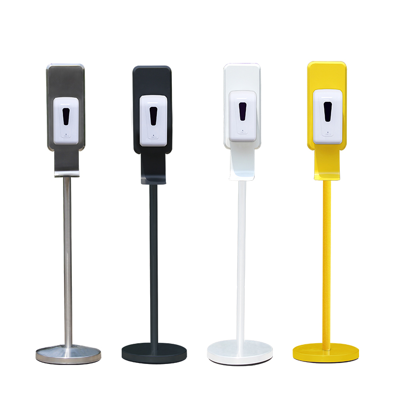 stand dispenser floor stand automatic alcohol dispenser with stand