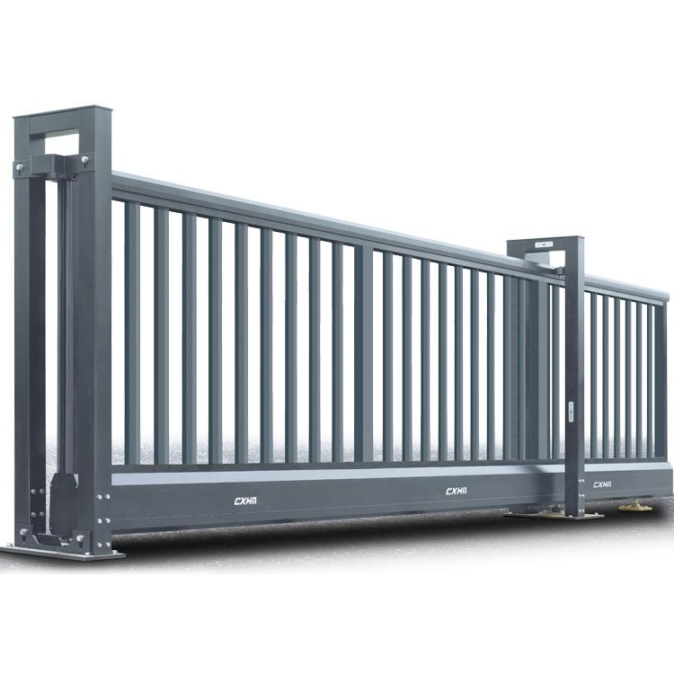 Automatic Cantilever Sliding Gate with Burglary Alarming Sensor