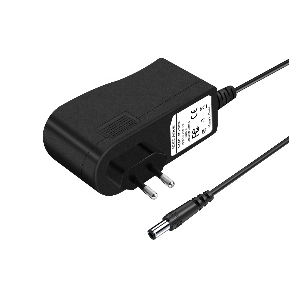 \ Ac/dc Adaptador Dc 18 3v 200ma v 1a 100-240v Ac Jogador 250ma Motorista led 12v 1000ma Top Quality Europa Plug Power Adapter