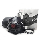 Gym 6 level control workout training body building use breathing protector