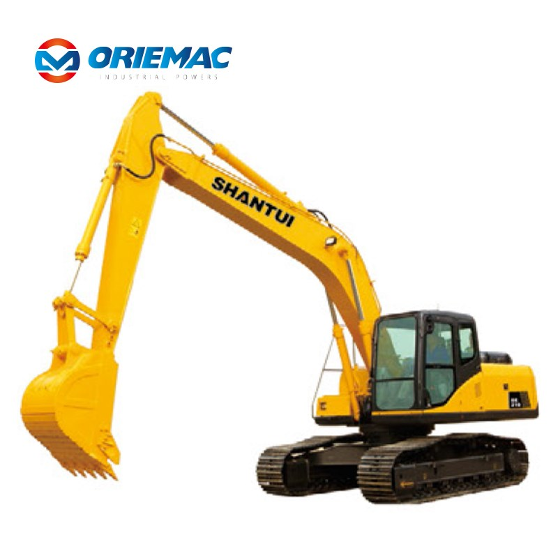 Widely Used SHANTUI 47 ton Micro Crawler Excavator SE470LC in Africa for Sale