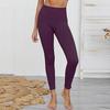 Dark purple pants