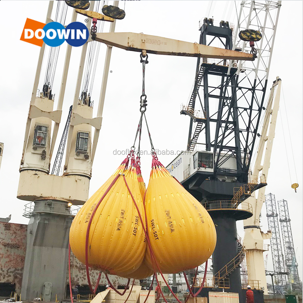 Crane load Test Water Weight Bags/Water Weights Bags