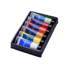 Professional artist supplies acrylic color paint kit 75ml