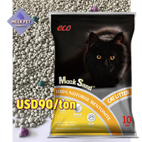 cat litter bentonite factory pet supplier cat litter wholesale