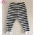 Autumn warm cotton New Style Fashion Gifts Infant PP Pant Custom 100 Cotton stripe Boy Girl Baby Harem Pants