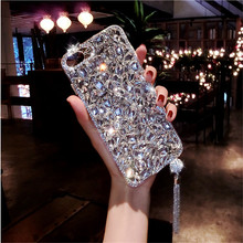 <span class=keywords><strong>Luxus</strong></span> glitter bling Jeweled Strass Shiny Diamant Weiche Zurück Kostenloser Probe Telefon Fall Abdeckung Für <span class=keywords><strong>iPhone</strong></span> X 6s 7 8 Plus <span class=keywords><strong>5</strong></span> SE XR