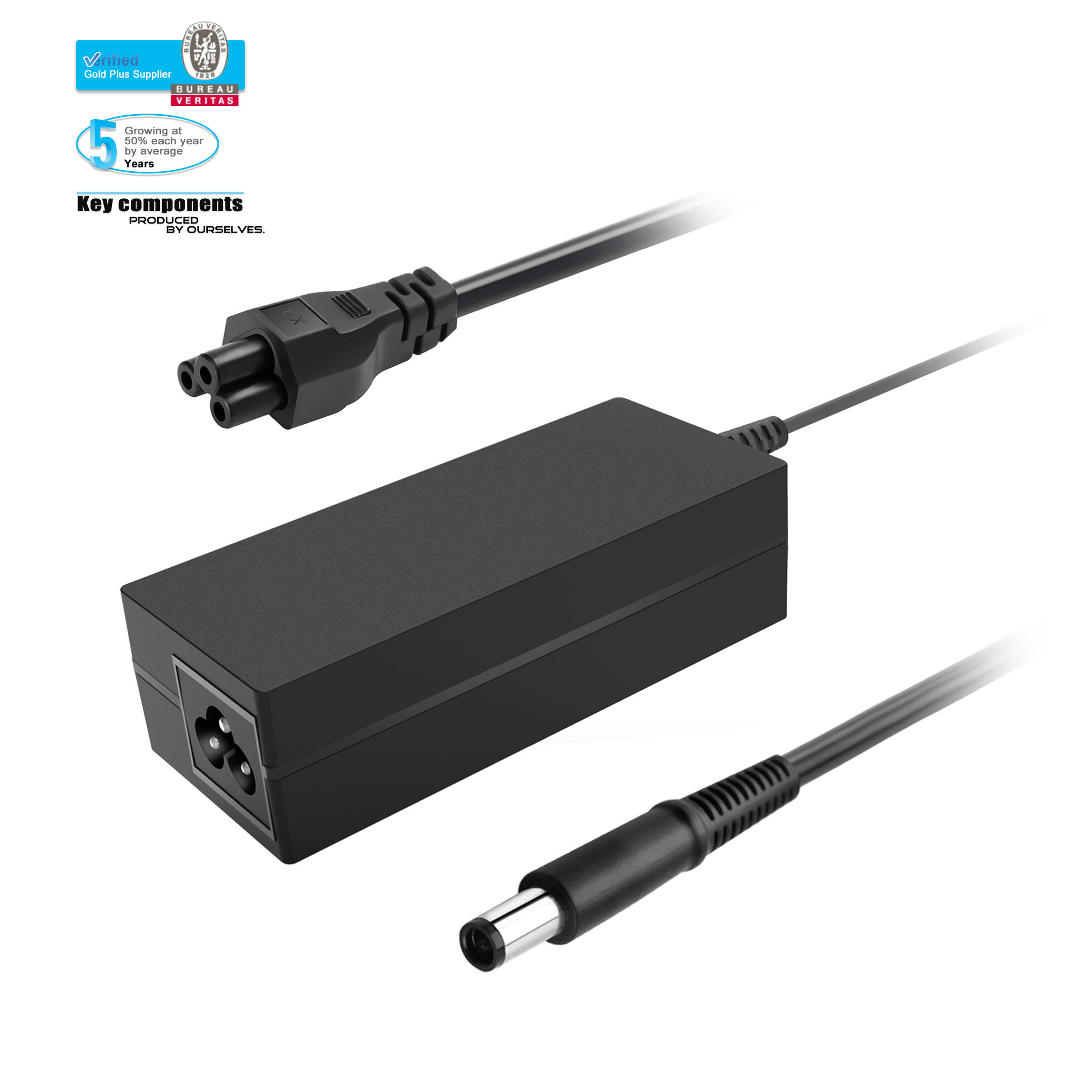 Shenzhen AC DC 90W Genuína Externo Comutação Poder do Desktop de Computador Notebook laptop Charger Power Adapter Fonte Para Dell