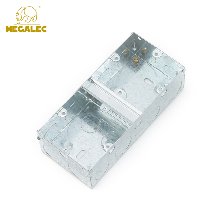 Electrical Products Protection Level IP65 Metal Junction Enclosure Box