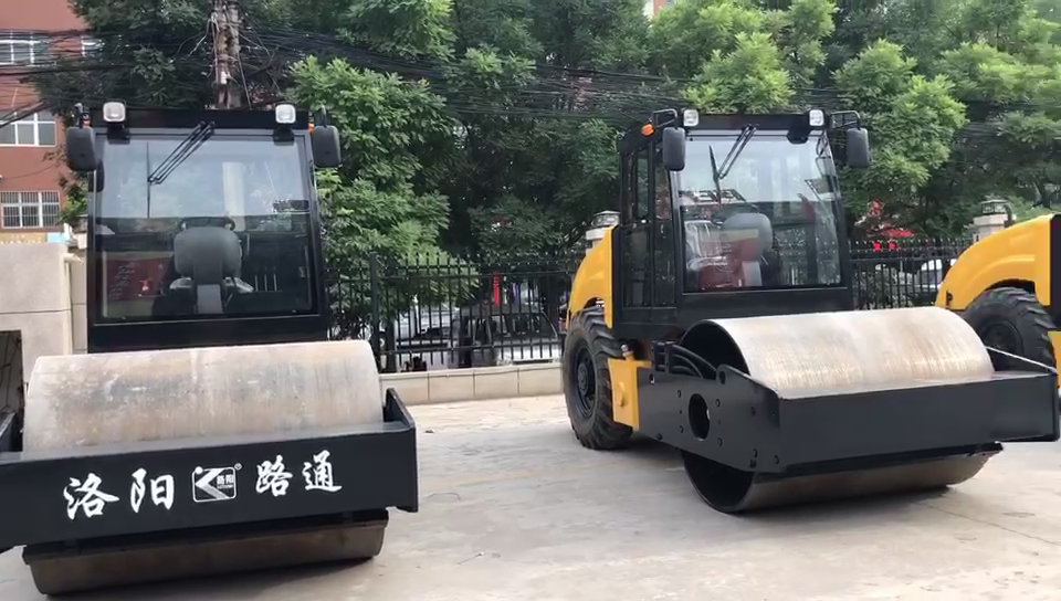 china cheap road roller small road roller for sale with good price