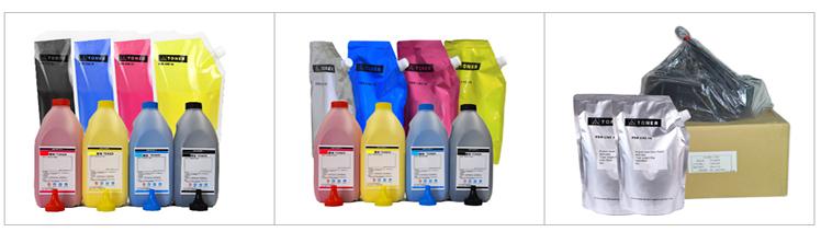 Fabriqué au Japon De Haute Qualité Pas Cher prix Compatible poudre De recharge de Toner pour Xerox docucolor 242 250 252 260 550 560 c75 700 C70