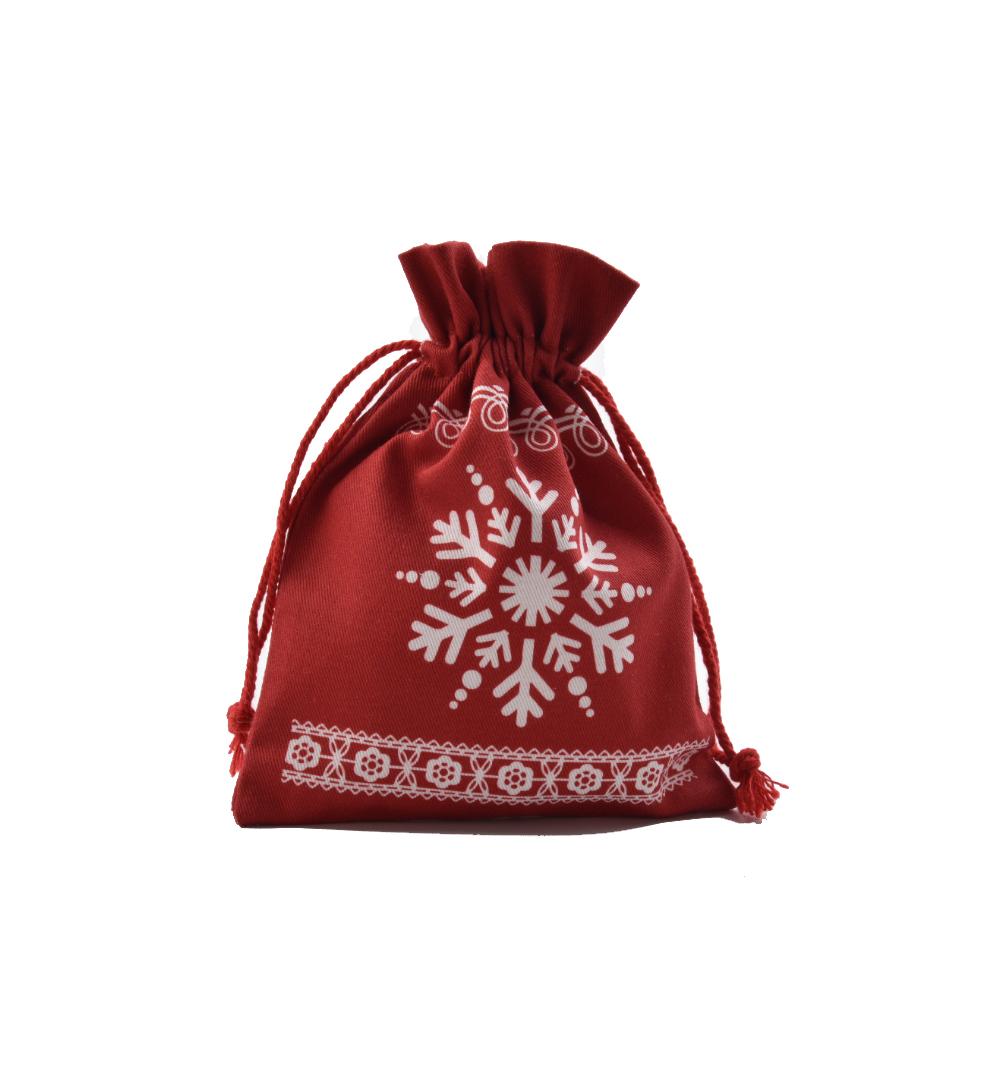 most popular items christmas drawstring gift bag