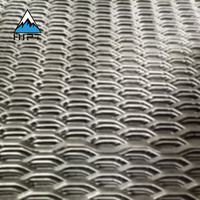 Plate Extruded Expanded Metal Steel Grating