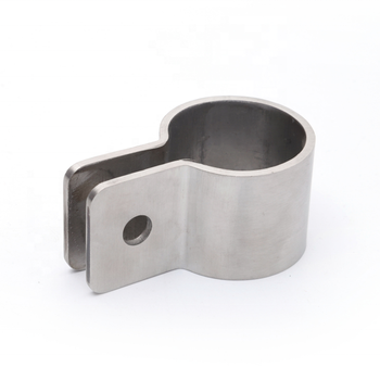 high precision polishing stainless steel sandblasting sus316 stamping parts