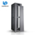ningbo lepin customize black glass door size  42u server rack 19inch network cabinet waterproof have fan for data center