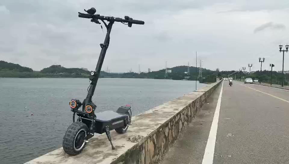 Amazon amazon scooter Eléctrico venta al por mayor de gran potencia de largo alcance scooter Eléctrico de china de ruedas scooters eléctricos