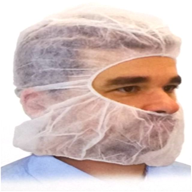 Personal Care <strong>Protective</strong> Non Woven Disposable Hood Caps