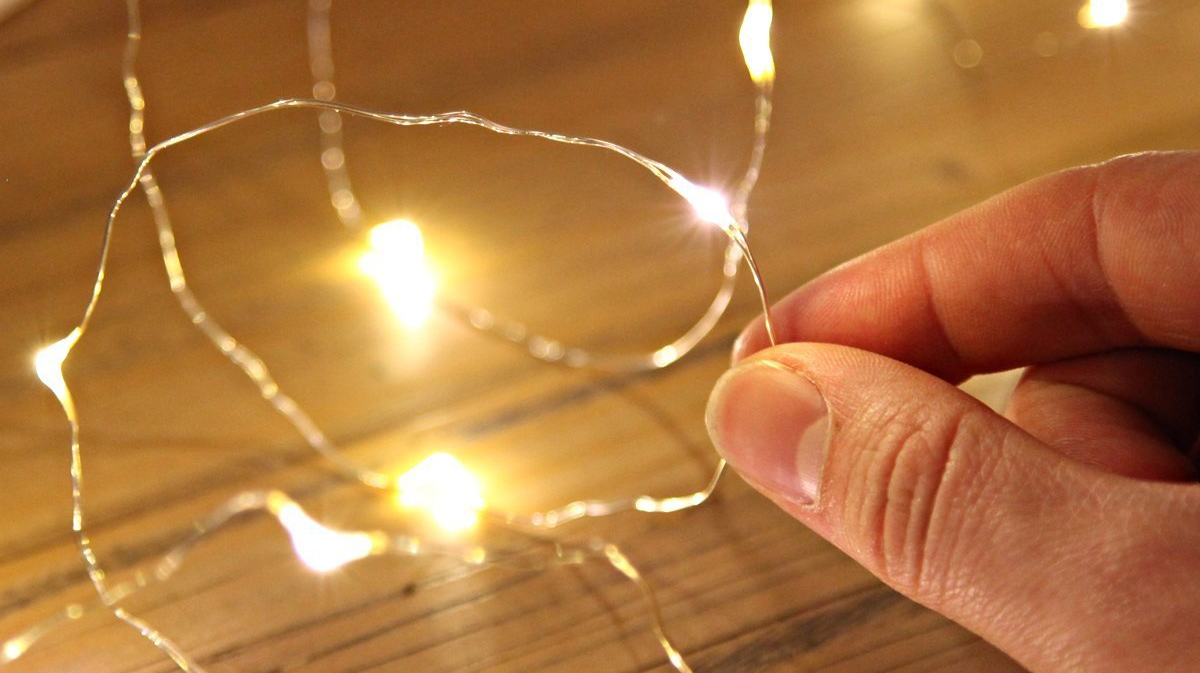 Wholesale Outside Mini Bedroom Christmas Parties Wedding Battery Powered led fairy light decoration for Christmas