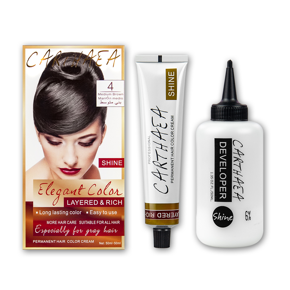 Private label manufacturer wholesale professional permanent cream <strong>hair</strong> <strong>color</strong>