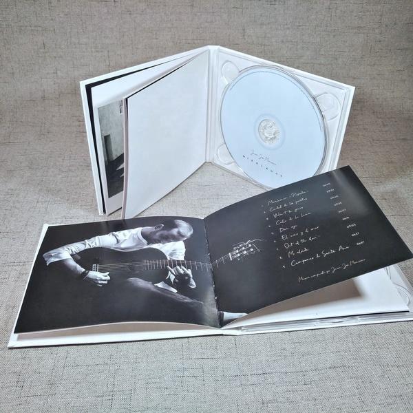 Dual CD Digipaks CD Replication