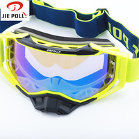 OEM adult sports goggles motorcycles glasses safety goggles sun glass goggles wholesale custom colors roll off
