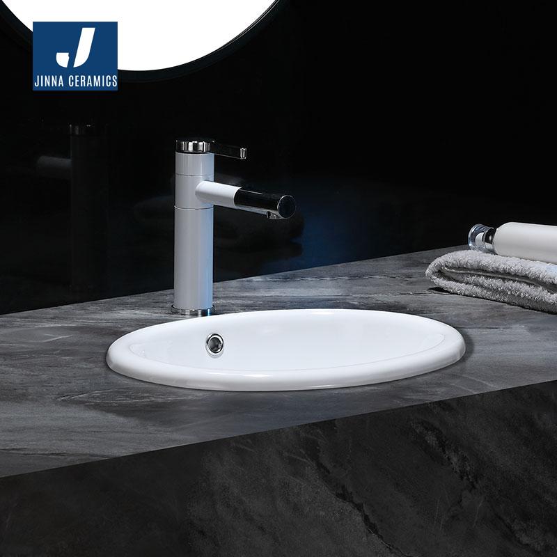 Encimera fregadero hecho a mano lavabo de una pieza de baño y encimera