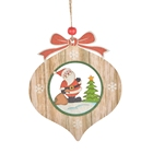 DIY home products Wooden decorative accessories Party Table decor christmas decoration for shop