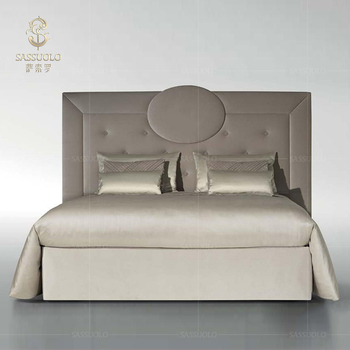 Sassuolo Italy Simple Double Bed Designs Contemporary Bedroom Sets