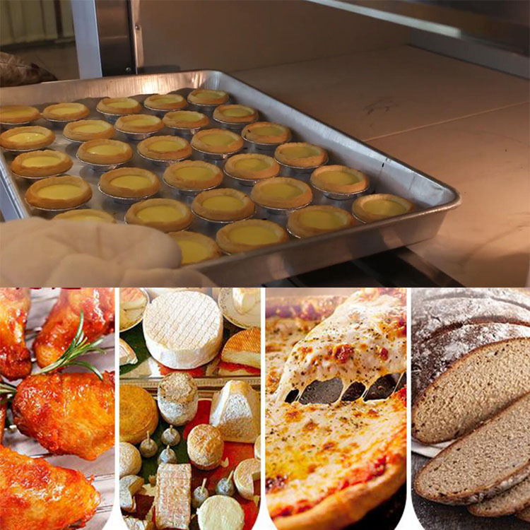 Furnotel High Quality Italian Gas Bakery Prices Of Gas Bakery Ovens Machinery