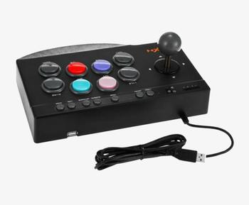 PXN-0082 Best Selling Mini DIY Arcade Joystick, Arcade fighting Game Joystick Controller for PS3/PS4/Xbox /PC/Android