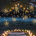 Christmas Decoration Christmas Lights Decorative Lights Christmas Decoration Supplies Christmas Garden Lights