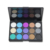 Hot Selling Wholesale Price 15 Colors Branded Makeup Pressed Creamy Glitter Eye Shadow Palette