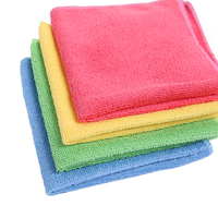China suppliers top quality household cleaning cloth microfiber cloths for car cleaning