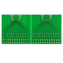 2-Layer Hoge Precisie <span class=keywords><strong>Bga</strong></span> Pcb Board Assembly